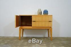 50er 60er Kommode XS Sideboard Vintage Mid Century Schränkchen 50s 60s