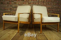 60er Designer Sessel Easy Chair Danish Jalk Vodder Ära MidCentury Vintage 1/2