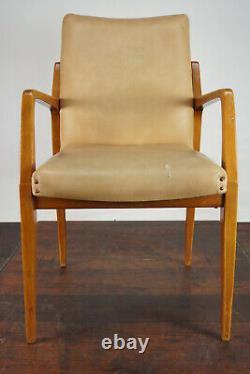 60er Vintage Sessel Lounge Easy Chair Stuhl Danish Armlehnstuhl Mid-Century Holz