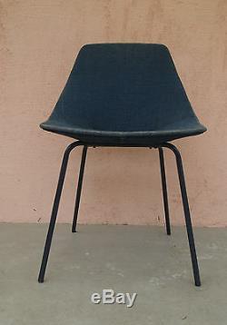 Chaise fauteuil pierre guariche 1950s mid century 50 original vintage french