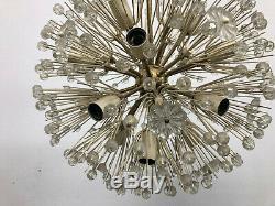 Emil Stejnar Hängelampe Nikoll Wien 50er Mid Century Vintage Lampe Stilnovo Ära