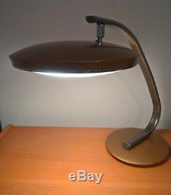 Fase Madrid Vintage Desk Lamp / Light MID Century Modernist, Design Classic