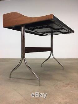 George Nelson Vintage Swag Leg Desk Herman Miller Mid Century