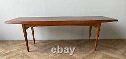 Gordon Russell MID Century Vintage Stunning Large Teak Coffee Table Uk Delivery