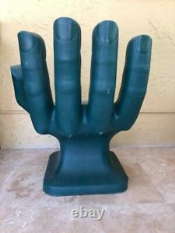 Hand Chair Antique RMIC Mid Century Plastic Hand Chair Modern Retro Vintage 70s