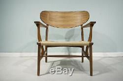 Hans Wegner Carl Hansen & Son CH22 Chair Sessel Midcentury Vintage 60er