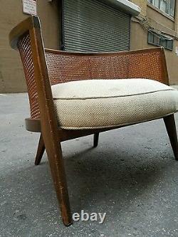 Harvey Probber Lounge Chairs wormley gibbings mccobb risom Mid Century