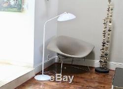 Knoll Bertoia Vtg Mid Century Modern Chrome Large Diamond Lounge Chair DWR Metal