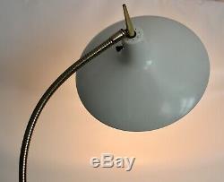 Laurel Vtg Mid Century Modern Mushroom Tulip Floor Lamp Ponti Lightolier Retro