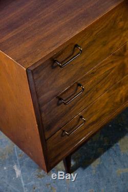 Mid Century Modern Dresser Credenza Wide American Martinsville Vintage Danish VG