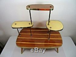 Mid century Scandinavian design vintage multi table modernist Bauhaus Copenhagen