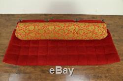 Midcentury Modern All Original 1960 Vintage Jetson Era Sofa #32232