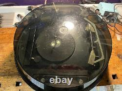Midcentury Modern Bradford Electrohome Record Player Vintage Turntable Stereo