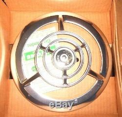 NUTONE Vintage NEW Mid Century FAN Vertical Dischg Ceiling 7 Round 8210 CLASSIC