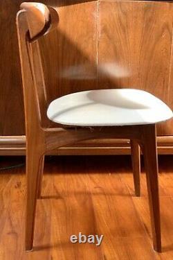 Original Wegner Danish Mid Century Dining Chair Teak Wood Vintage MCM Vintage