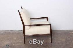 PAUL McCOBB Vtg Mid Century Modern Lounge Chair Side Planner Group Directional