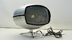 Panasonic Orbitel TR-005 UFO Transistor TV Vintage Mid Century Eyeball