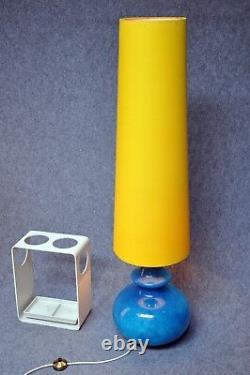 Pop art Bodenleuchte floorlamp Lampe vintage pop midcentury style