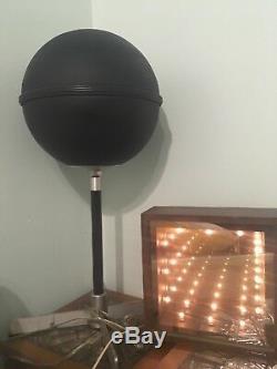 RARE VTG Mid Century Modern JVC Nivico VS-5313 Omni Directional Globe Speaker