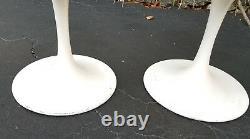 SET of 4 pcs MID CENTURY MODERN BURKE TULIP CHAIRS