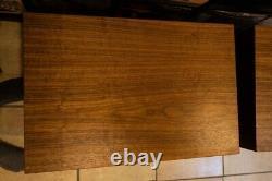 Vintage JBL C38 Baron Speakers restored, new cabinets, Mid-century, Perfect