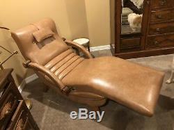 Vintage Mid Century 1950s 60s Contour Chair Lounge Co. Electric Model M/A
