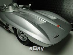 Vintage Mid Century Atomic Modern 1950 1960s Jet Space Age Concept Car Art Deco