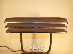 Vintage Mid Century Modern Desk Lamp Desk Light Art Deco Style Industrial Design