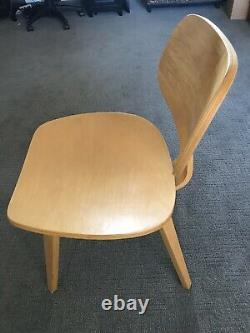 Vintage Mid Century Modern THONET Bentwood Dining Chairs Price Per Chair