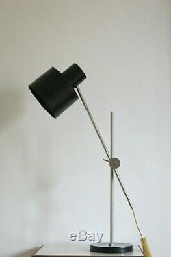 Vintage Mid Century Modernist Bakelite Komisarka Table Lamp