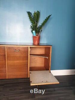 Vintage, Scandi Teak Sideboard Mid-Century Retro Rosewood 50s 60s long John