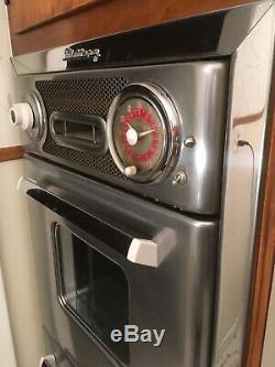 Vintage Slattery Built In Double Oven, Mid Century Modern MINT CONDITION