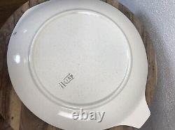 Vintage l 60s Grant Crest Tempo Mid-Century MCM Starburst Atomic Serving Platter